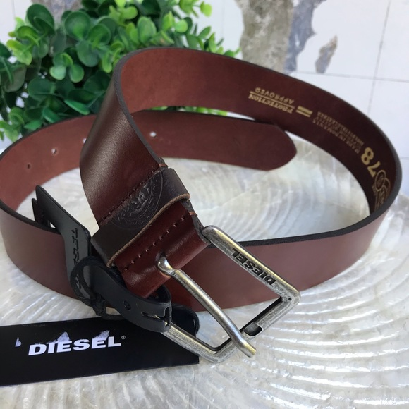 Diesel Accessories - Diesel Unisex Belt size S/M women's XS Men